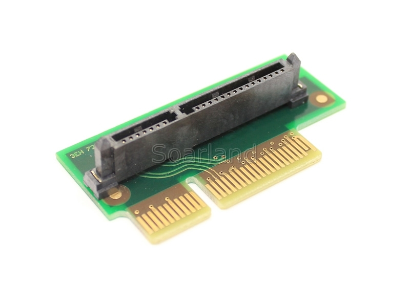 SATA to PCIe x4 Adapter