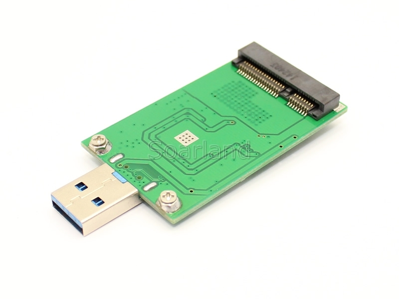 mSATA SSD USB 3.0 Adapter