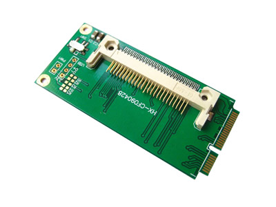 CF Card to MiniPCI-E Adapter