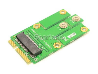 USB Type M.2 to mini PCIe Adapter