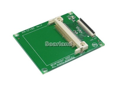 ZIF CE 1.8 Inch To CF Card Adapter
