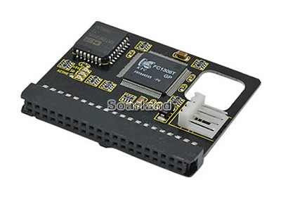 40-Pin Female IDE To SD Card Adapter