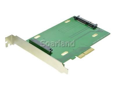 U.2 SFF-8639 to PCIe Adapter