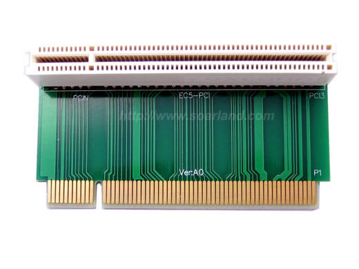 2U 32Bit Single Slot 270-Degree Right Angle PCI Riser Card