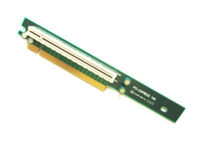 PCI-Express 1U 16X Riser Card