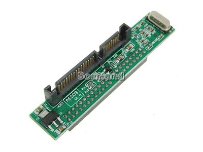 2.5 Inch 44-Pin IDE HDD to SATA Adapter
