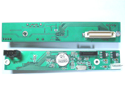 Slim-CD/ODD JAE 50-Pin To SATA Adapter