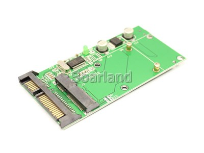 mSATA SSD to USB 2.0 OR SATA Adapter