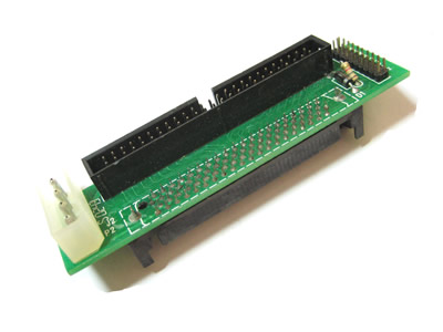 SCA 80-Pin To IDC 50-Pin Adapter