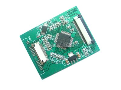 SATA LIF to ZIF Adapter