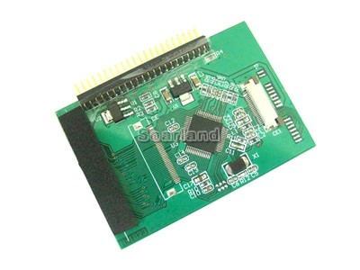 24-Pin SATA LIF HDD to 44-Pin 2.5 inch IDE Adapter