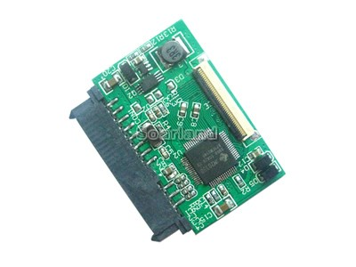 Half Slim SATA SSD to ZIF Adapter